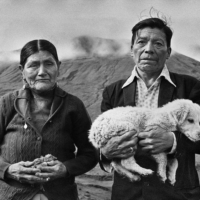 Ecuadorian couple